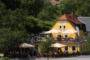 Cafe 1a in Bergießhübel